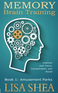 Memory Brain Training – Book 1: Amusement Parks